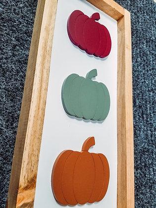 Vertical Pumpkins