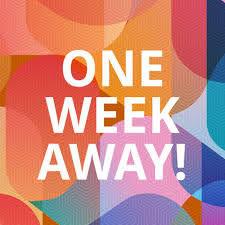 One Week Away poster