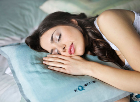 3 Simple Steps to Help Beat Insomnia