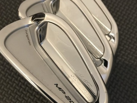 New Irons in the bag