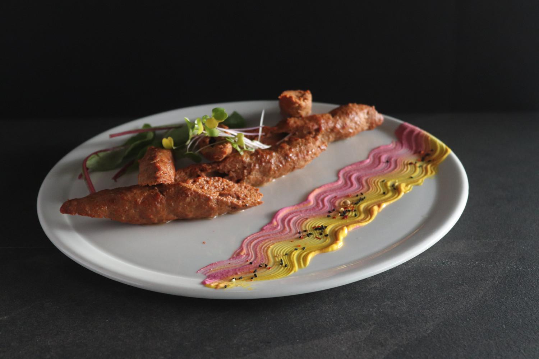 Laknowi Kebab