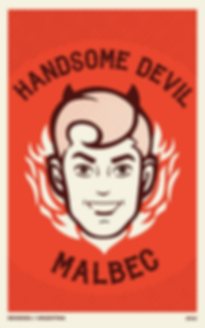 Variation for Handsome Devil Wine