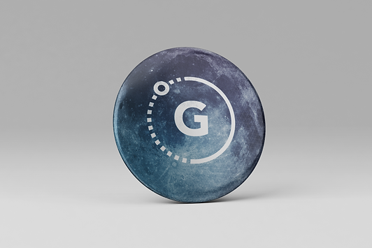 The Gravity Student Media Day Button