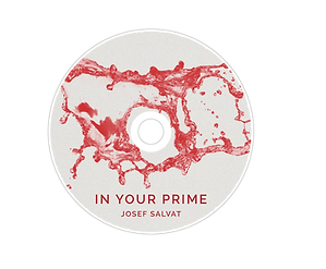 In Your Prime CD Design