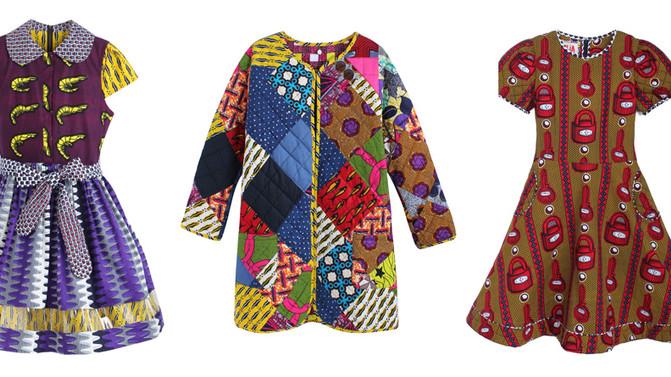 CeliaB essentials: African wax print fabrics