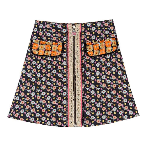 Mini Flower Skirt