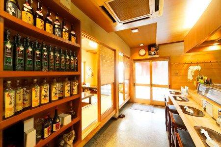 三郷市 すし季節料理 末広寿司