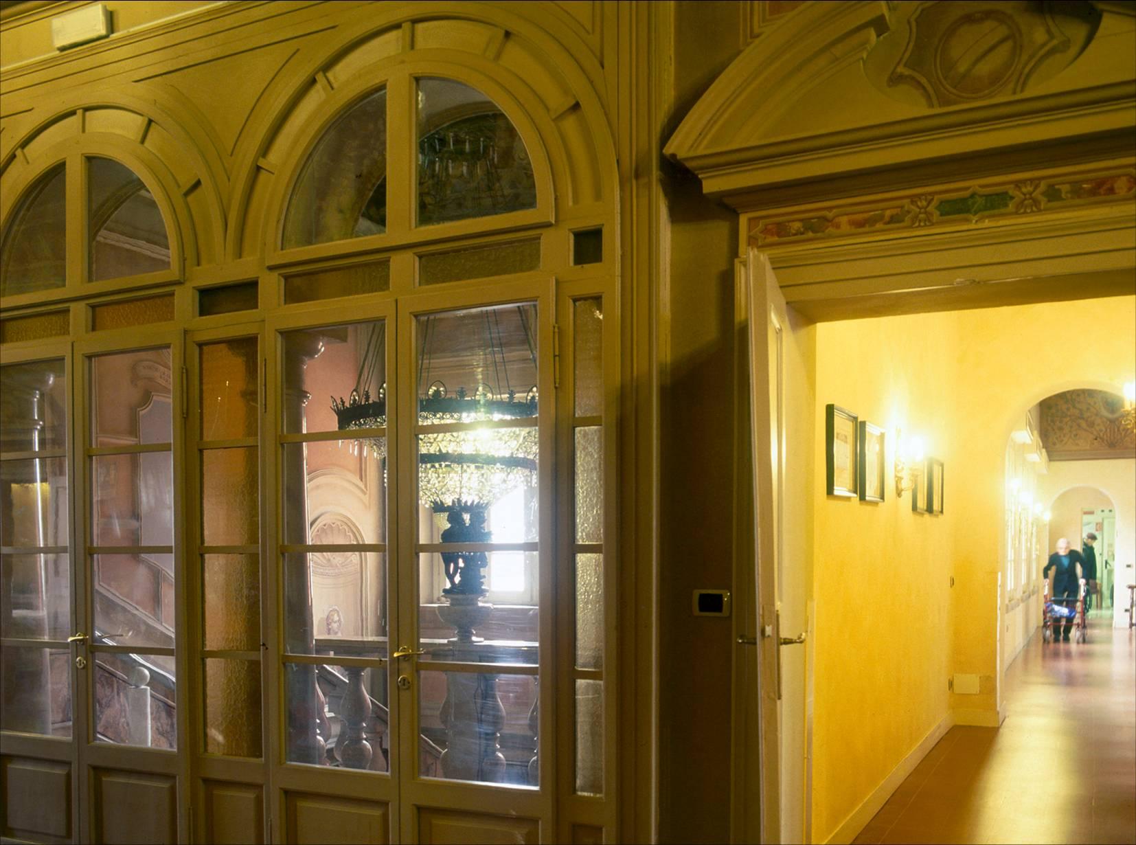 corridoio dell'occaso (partic.)