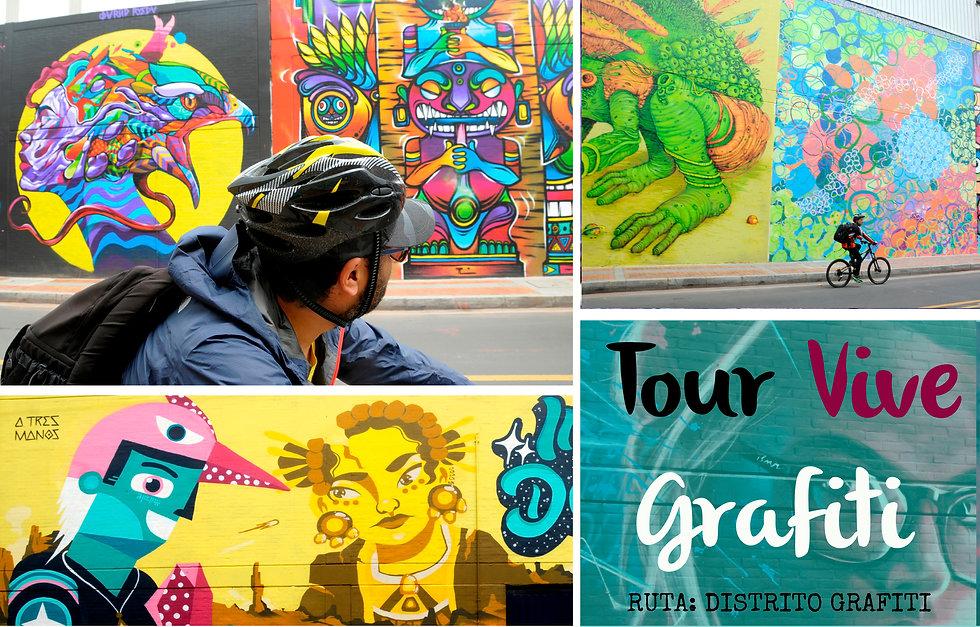 Tour Grafiti