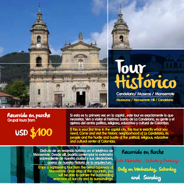 Tour Historico 8 Horas