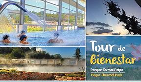 Tour de Bienestar - Parque Termal Paipa.