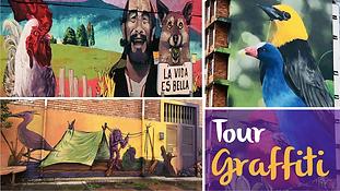 Tour del Graffiti en la Candelaria Bogot