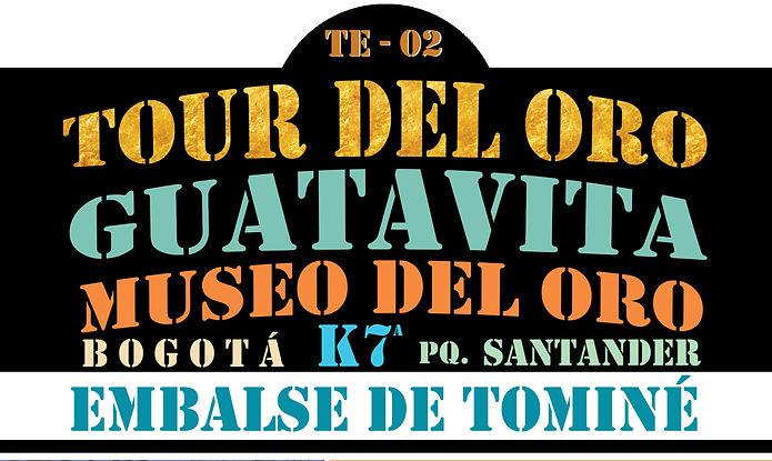 Tour del oro Guatavita