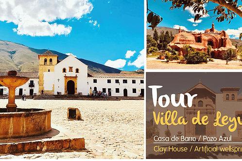 Tour Villa de Leyva / Villa de Leyva Tour