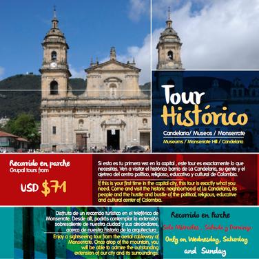 Tour Historico 6 Horas
