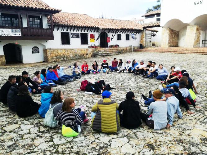 Tour de bienestar empresarial Guatavita