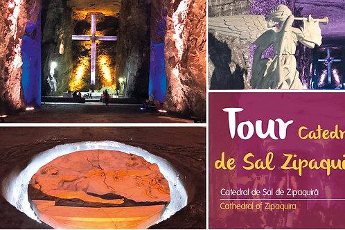 Tour Catedral de Sal de Zipaquirá / Tour Cathedral of Zipaquirá