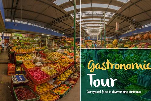 Tour Gastronómico / Gastronomic Tour