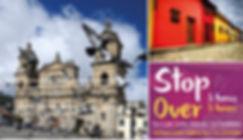 Tour Stop Over Bogota