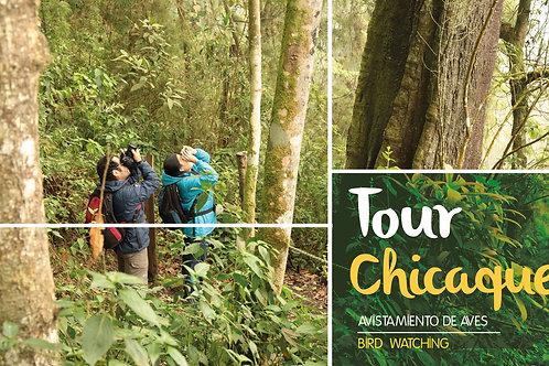 Tour Chicaque / Chicaque Tour