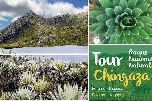 Tour Chingaza / Chingaza Tour
