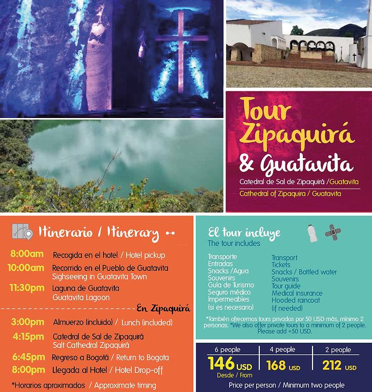 CATEDRAL DE SAL ZIPAQUIRA GUATAVITA