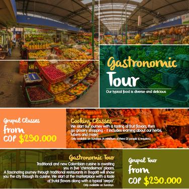 Tour Gastronómico