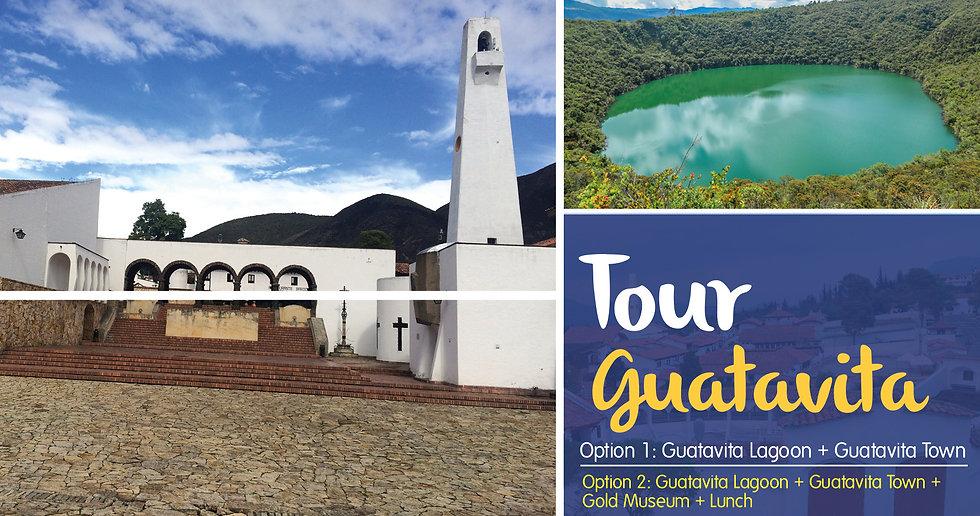 TOUR GUATAVITA