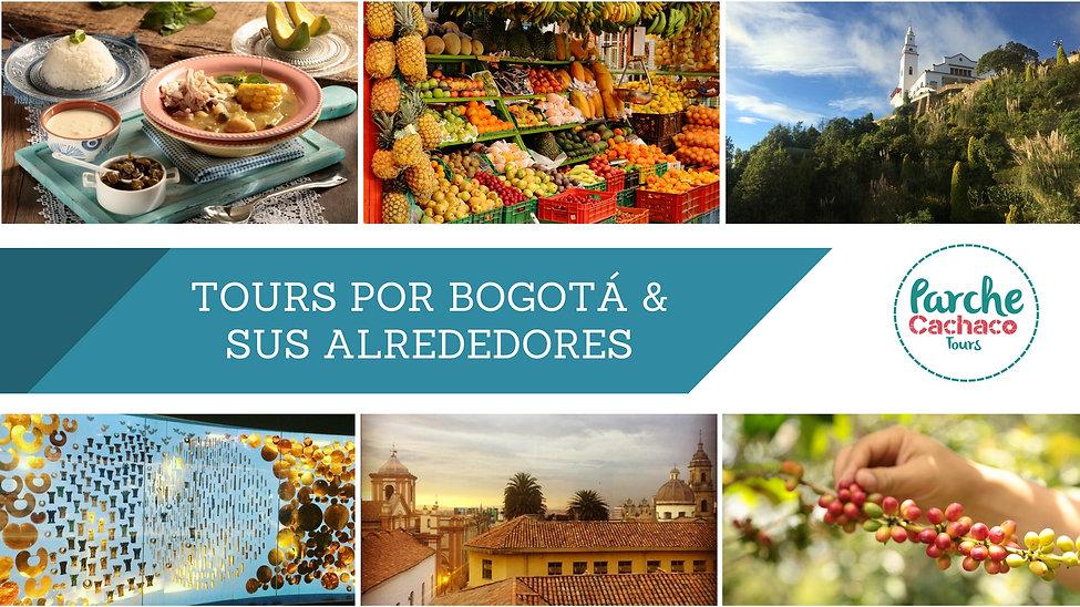 Tours por Bogotá y sus alrededores