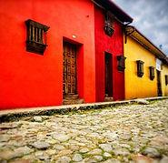 Stop Over Bogota La Candelaria