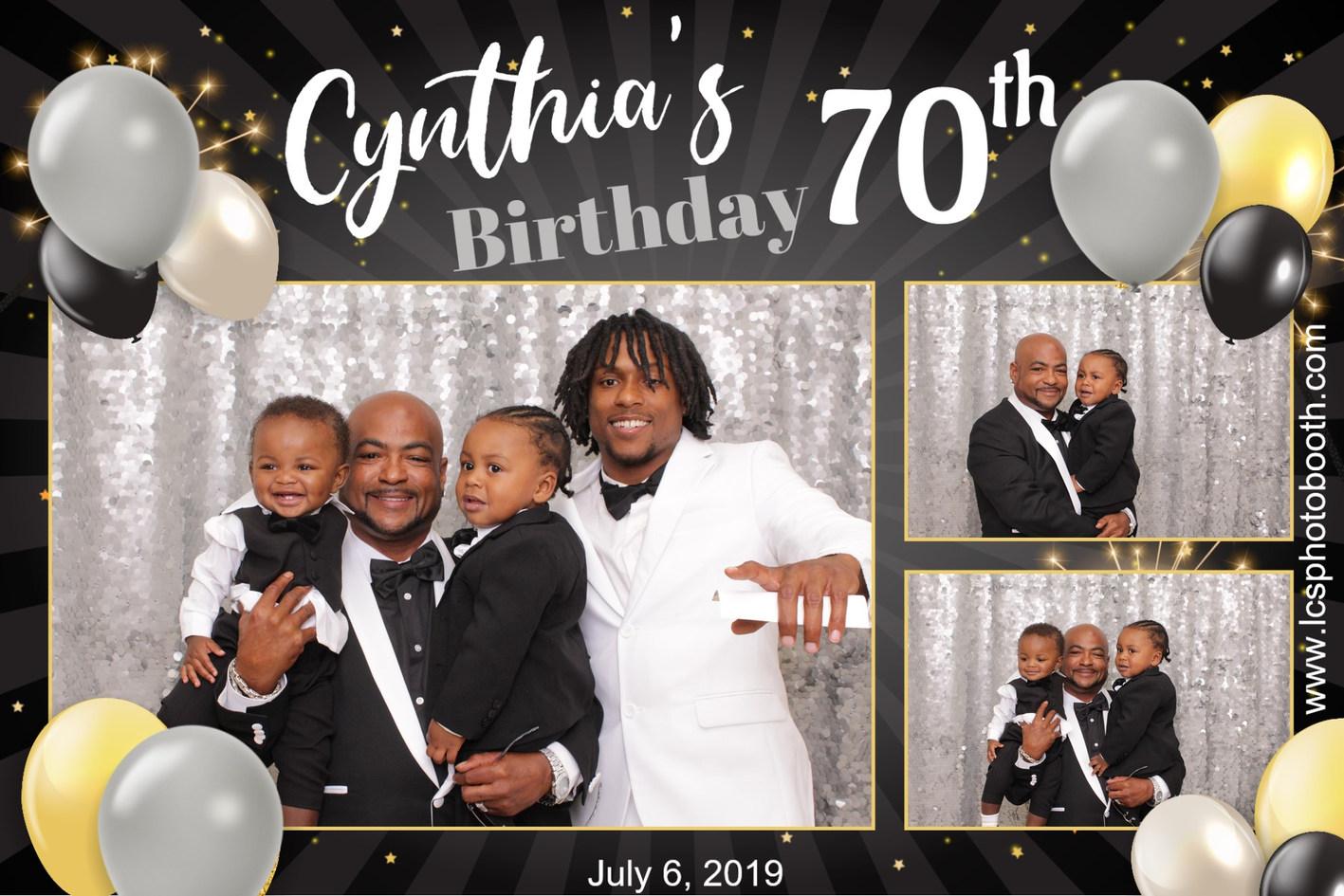 70th Birthday South Gate, Ca