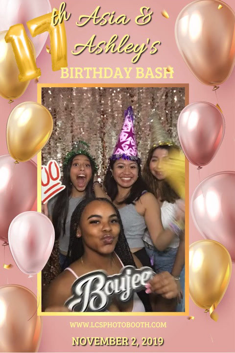 17th Birthday Windsor Hills, CA