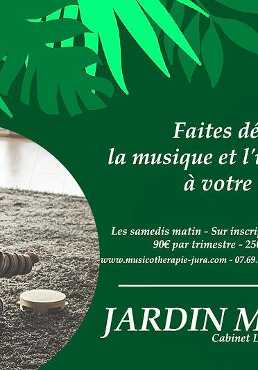 éveil musical bébé enfant musique parent Haut Jura musicothérapie