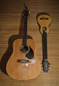 Guitare et guitalélé