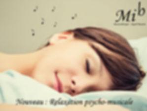 Relaxation psycho-musicale musiothérapie Haut Jura Ingrid Buatois bien-être