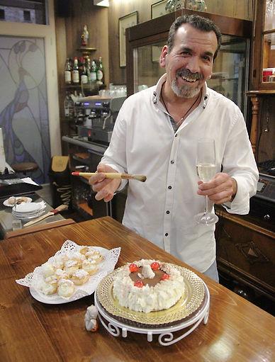 Angel Calvente, Andorra, pastisseria, pasteleria, artista, original, pa d'angel, pa d angel