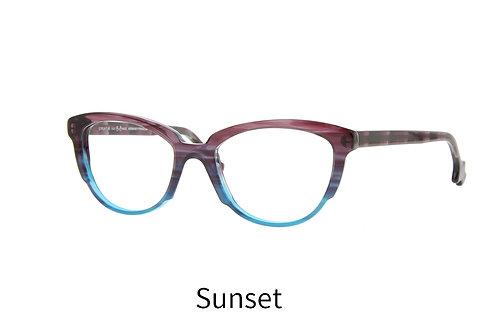 Lunettes de vue - Start 4 - Acétate sunset