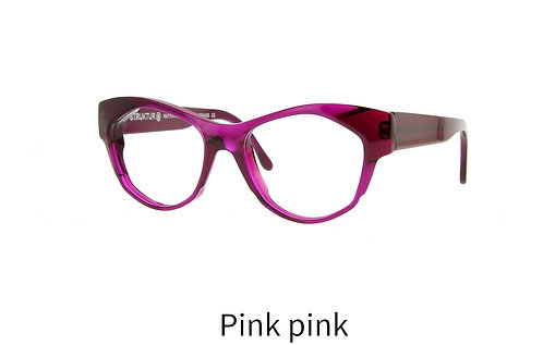 Lunettes de vue - The Stellar - Acétate pink pink