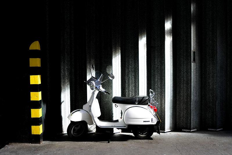 Paul Mcilwaine_LarneCC_Calendar Scooter.