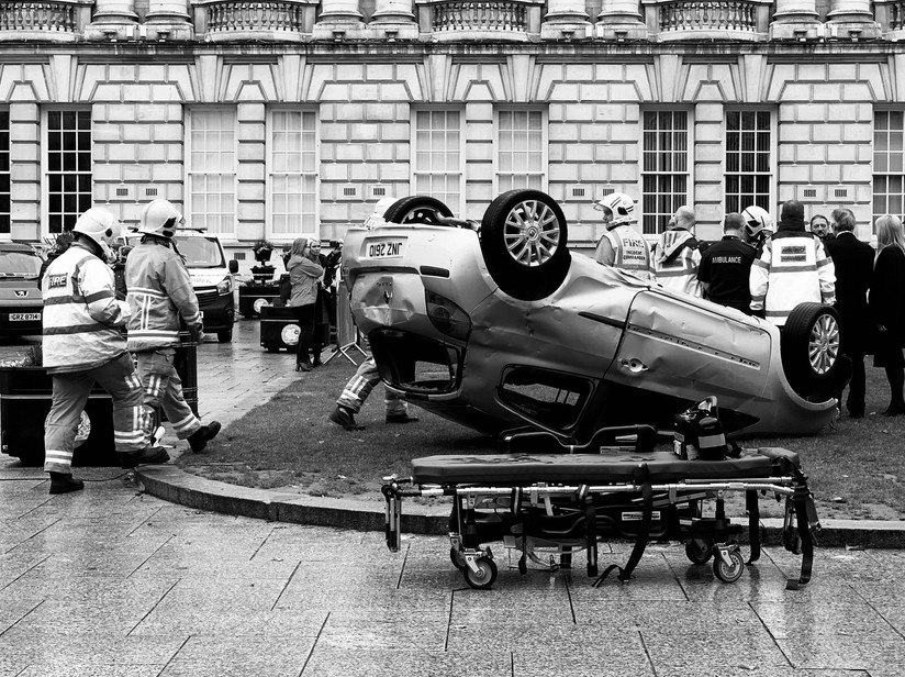 PDI - Wrecked by Paul Mcilwaine (8 marks)