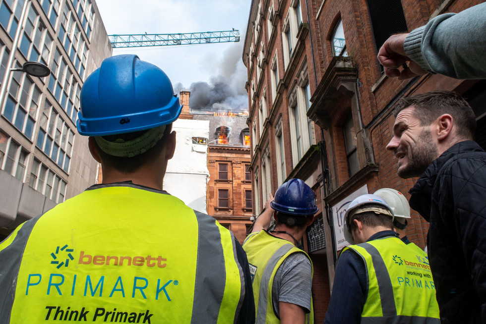 PDI - Builders Lament by Paul Mcilwaine (11 marks)
