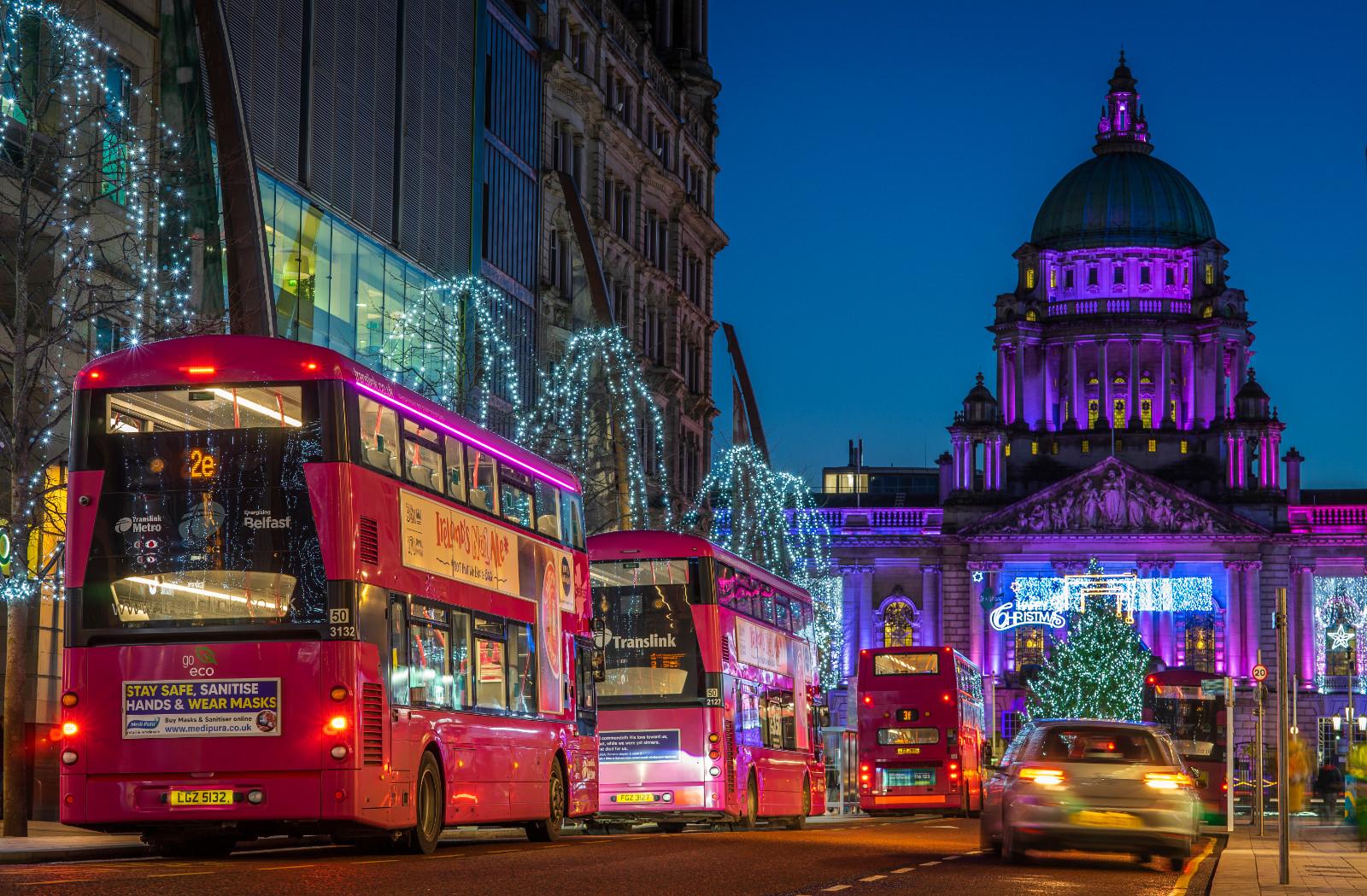 'Covid Christmas' by Mark Gwynne (9 marks)  -  Larne Camera Club