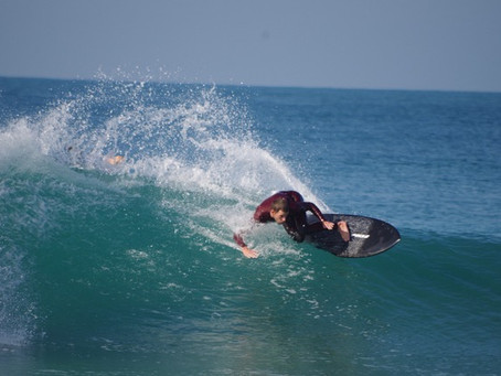 5 health benefits of surfing