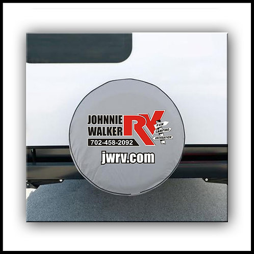 Branded Trailer/Jeep Tire Covers