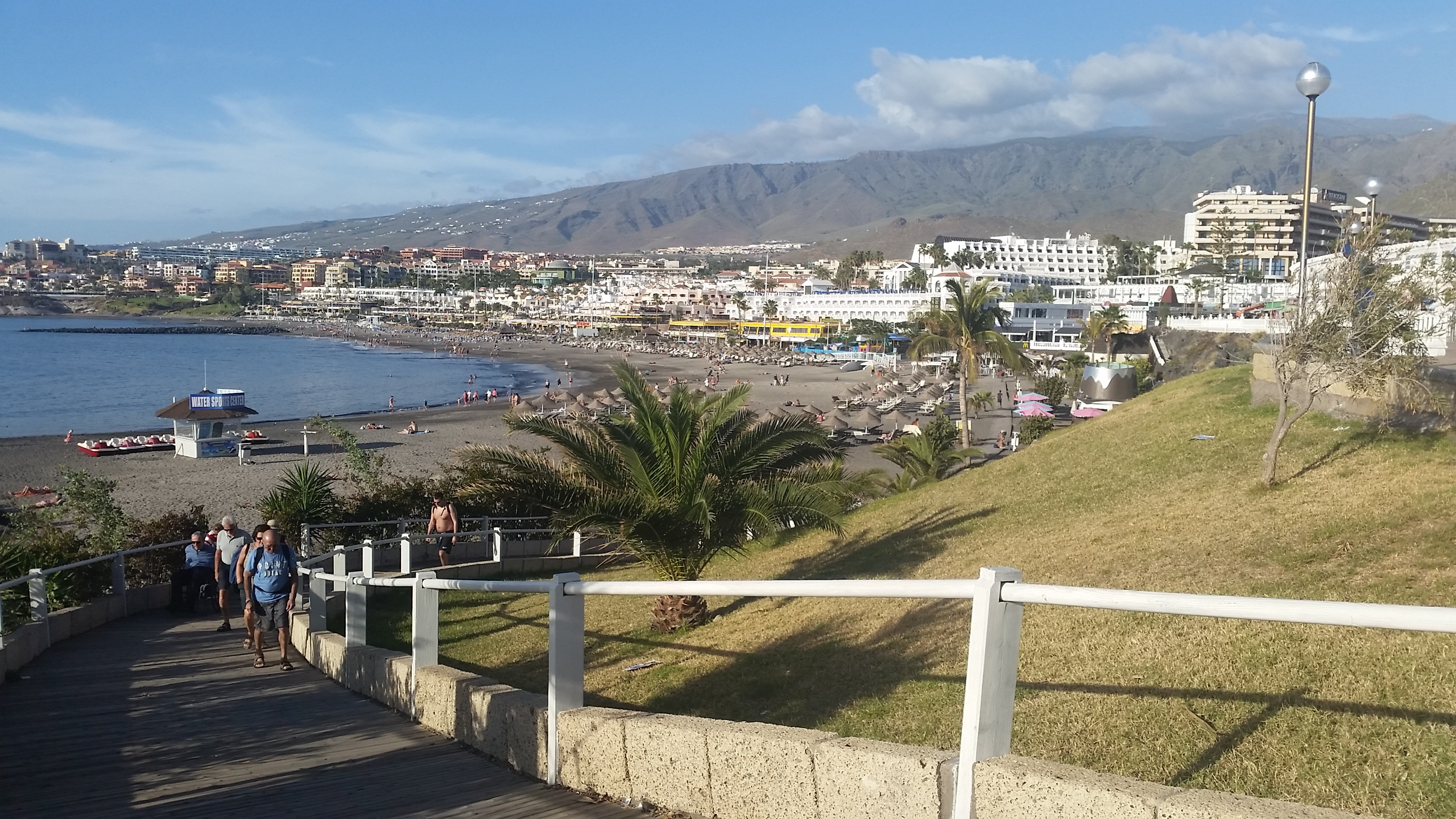 Tenerife holiday apartments