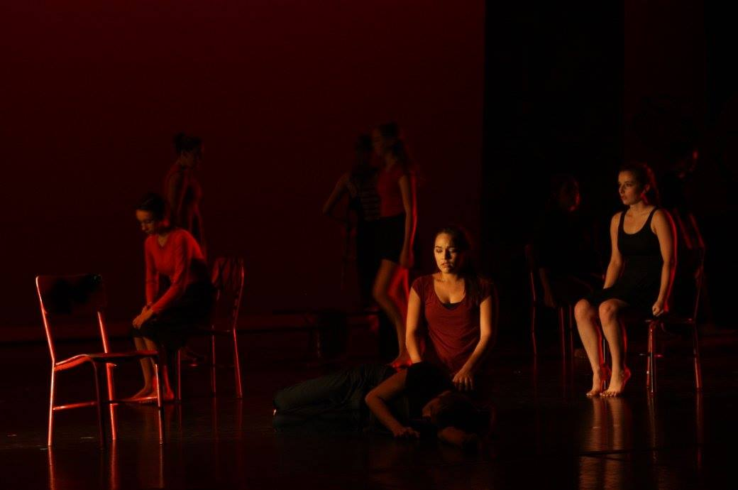 "Esperanza Dance Project's ""Hurt"""