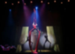 Show Risqué lighting design by Josh Hemmo