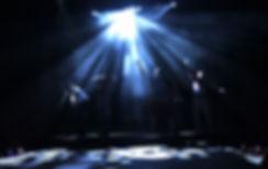 The Full Monty lighting design by Josh Hemmo