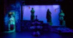 Eurydice lighting design by Josh Hemmo
