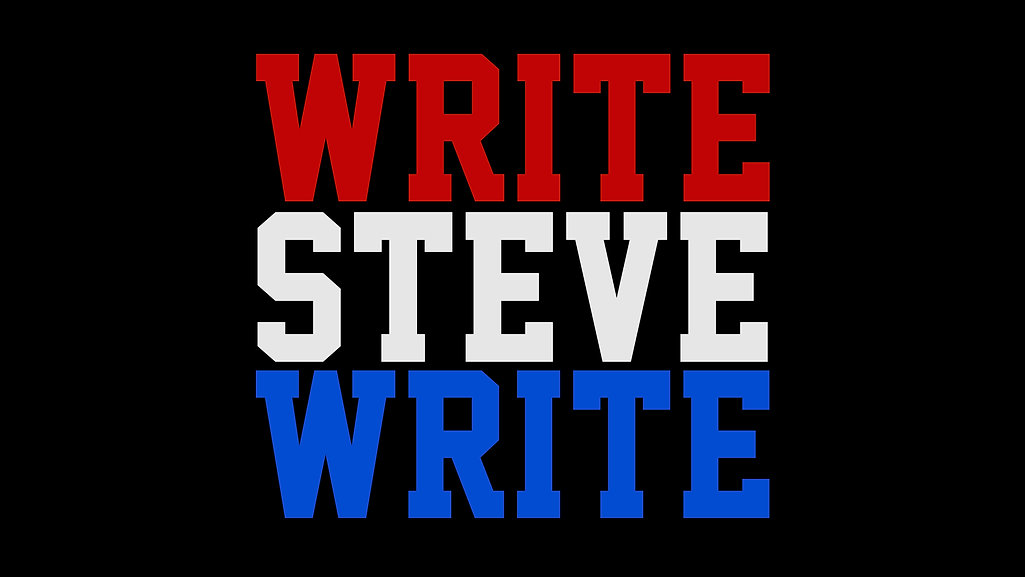write steve write